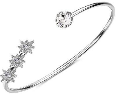 Otevřený náramek s krystaly Affinity G9AF14