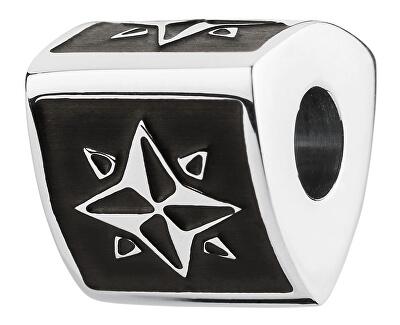 Oceľový prívesok Compass Rose TJ Man BTJN04