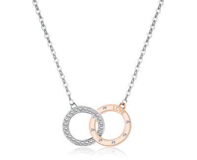 Romantický náhrdelník Romeo & Juliet BRJ26