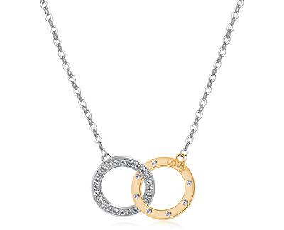 Romantický náhrdelník Romeo & Juliet BRJ27