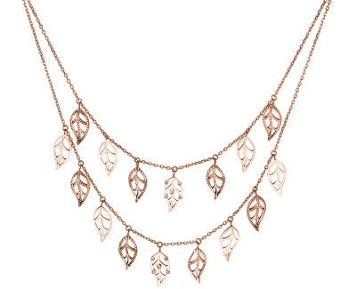 Stylový náhrdelník Leaves for Life BVS06