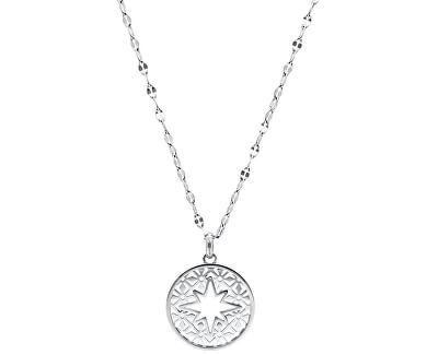 Stylový ocelový náhrdelník Trés Jolie BTJMS693