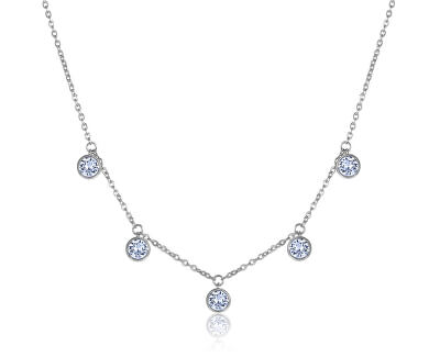 Třpytivý náhrdelník Symphonia BYM08