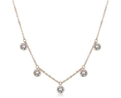 Třpytivý náhrdelník Symphonia BYM10