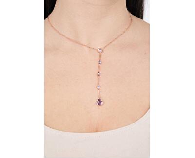 Třpytivý náhrdelník Affinity BFF05