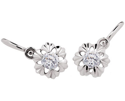 Cutie Diamonds Dětské náušnice Jindřiška ND2213