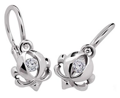 Cutie Diamonds Dětské náušnice Natálka ND2218