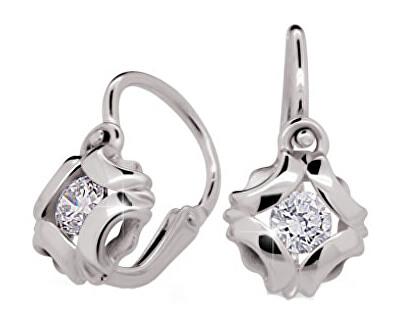Cutie Diamonds Detské náušnice Terezka ND2216
