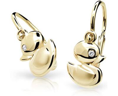 Cutie Jewellery Detské náušnice C1954-10-10-X-1
