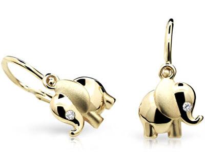 Cutie Jewellery Detské náušnice C1955-10-10-X-1