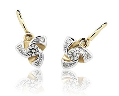 Cutie Jewellery Detské náušnice C2203-10