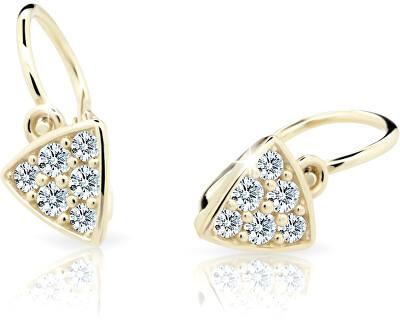 Cutie Jewellery Detské náušnice C2207-10-X-1