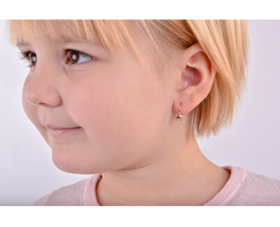 Dětské náušnice C2218-10