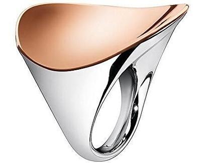 Bicolor prsten Undulate KJ1APR2002
