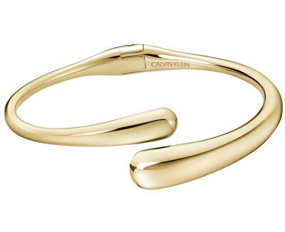 Brățară de lux placată cu aur Ellipse KJDMJF10010