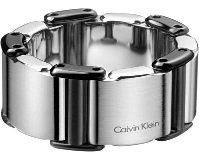 Masívní pánský prsten Invigorat KJ2FBR2801
