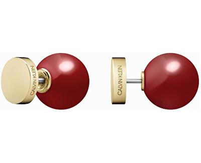 Kerekes aranyozott fülbevalók Bubbly KJ9RJE140400