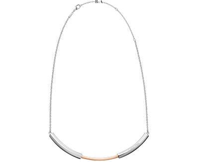 Calvin Klein Oceľový bicolor náhrdelník disclose KJ5FPJ200100