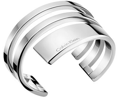 Calvin Klein Pevný ocelový náramek Beyond KJ3UMF0001
