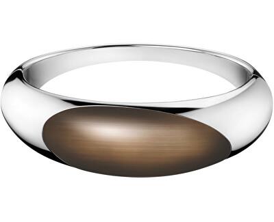 Calvin Klein Ocelový náramek s kamenem Ellipse KJ3QCD0201