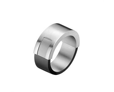 Ocelový pánský prsten Magnet KJ4DBR2101