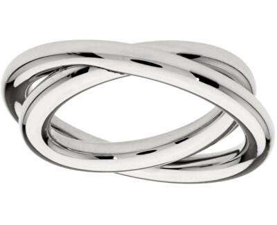 Ocelový prsten Continue KJ0EMR0001