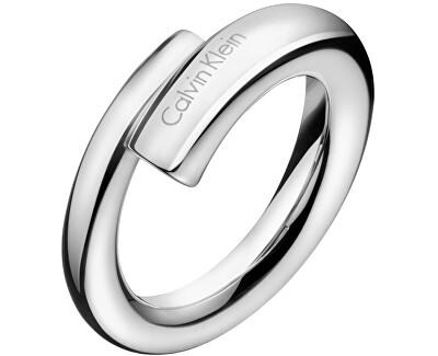 Calvin Klein Ocelový prsten Scent KJ5GMR0001