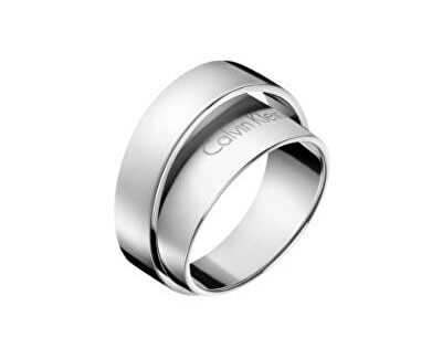 Calvin Klein Ocelový prsten Unite KJ5ZMR0001