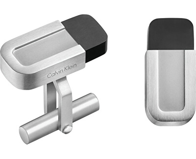 Calvin Klein Pánské manžetové knoflíčky Magnet KJ4DBC210100