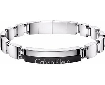 Calvin Klein Pánsky oceľový náramok Boost KJ5RBB210100