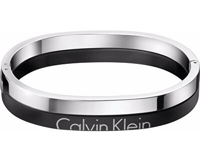 Calvin Klein Pevný oceľový náramok Boost KJ5RBD21010M
