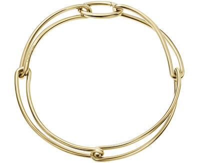 Pevný pozlacený náhrdelník Unified KJ9QJJ100100