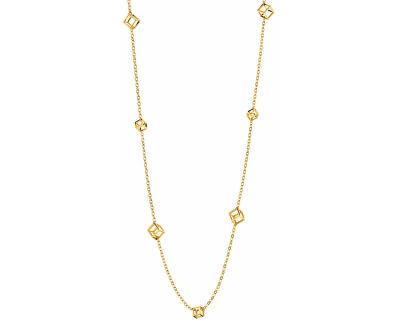 Pozlacený náhrdelník Daring KJ3HJN100100