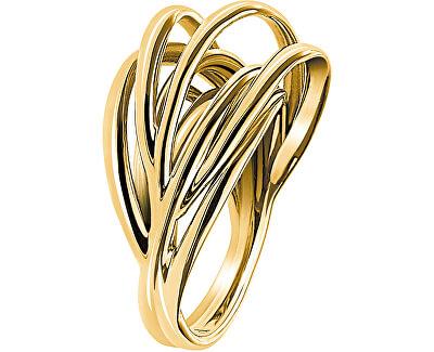 Pozlacený prsten Crisp KJ1RJR1001