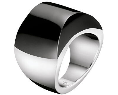 Ocelový prsten Sensory KJ79AR0102