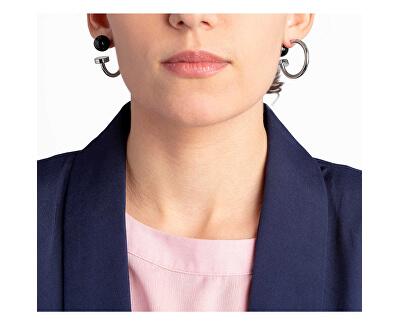 Kerekes aranyozott fülbevalók Bubbly KJ9RJE140100