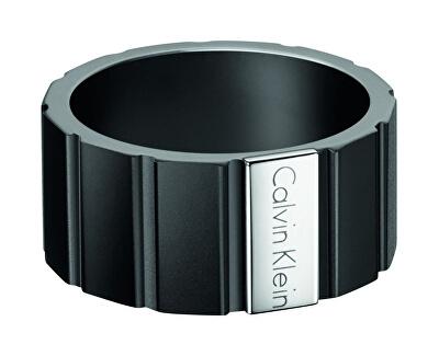 Pánský ocelový prsten High KJ4JBR2001