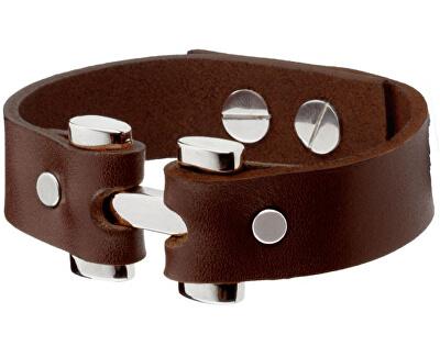 Cow Style Brown brățară din piele Honolulu CS03-5053