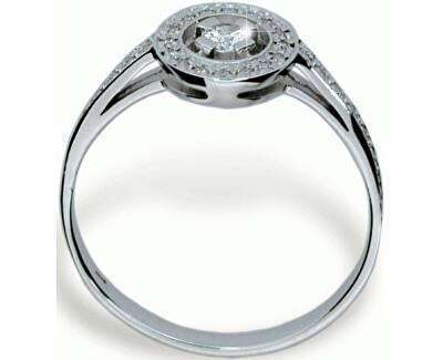 Diamantový prsten DF1990b