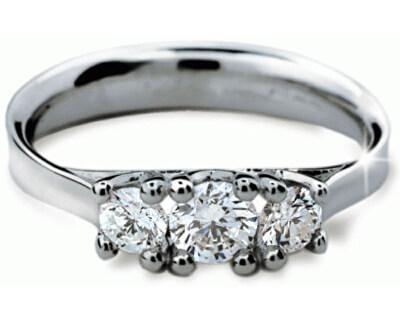 Luxusní zásnubní prsten DLR1924b