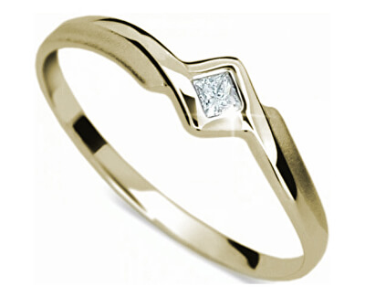 Danfil Jemný zásnubní prsten DF1113z