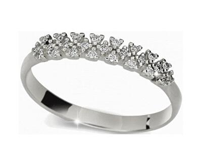 Krásný prsten s diamanty DLR2059b