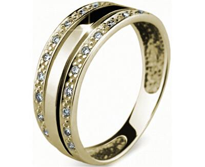 Danfil Luxusní prsten s diamanty DF1773z