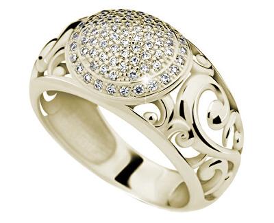Danfil Luxusní prsten s diamanty DF2376z