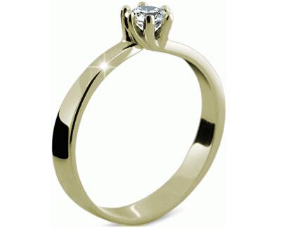 Danfil Inel de logodnă luxos cu diamant DF1960z