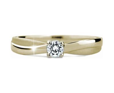 Danfil Něžný zásnubní prsten DF1906z