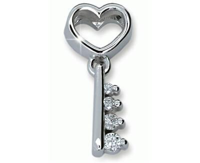Danfil Krásny prívesok v tvare kľúča DF1921b
