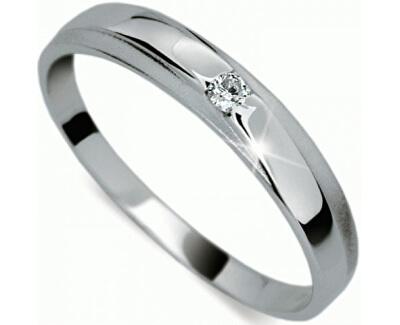 Danfil Jemný diamantový prsteň DF1617b
