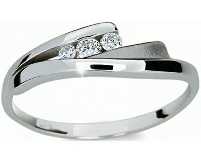 Danfil Inel drăguț cu diamant DF1750b
