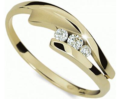 Krásný prsten s diamanty DF1750z